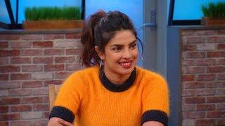 Priyanka Chopra Tells Rachael Exactly Where She Should Go on Her Dream Trip to Her Native India