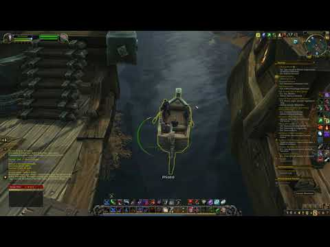 Paddle to Safety WoW BFA Quest MSI RTX 2070 SUPER Gaming X TRIO + Pentium  G5400 [4K]