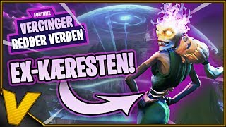 Fortnite: Save the World :: EX-KÆRESTEN DUKKEDE OP! - Vercinger Redder Verden