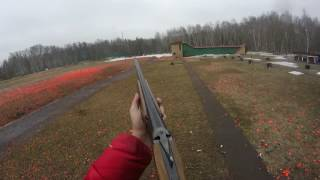 Стендовая стрельба Skeet 1 номер