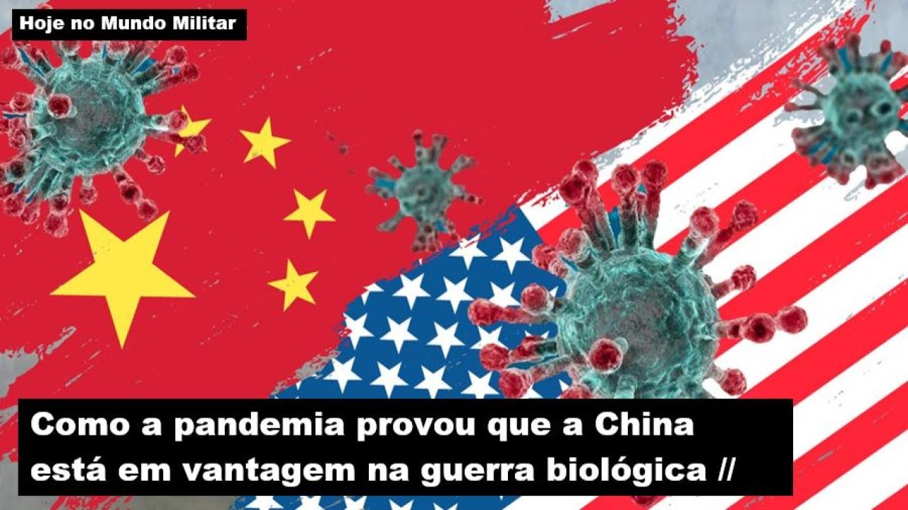 Como a pandemia provou que a China está em vantagem na guerra biológica