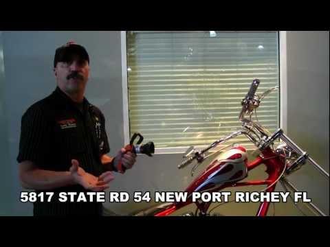 Harley-Davidson Boca de Manguera Estilo Bombero -  9300016