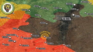 30 января 2017. Военная обстановка в Сирии. Боевики формируют альянсы в Идлибе. Русский перевод.