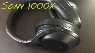 Z Review – Sony MDR-1000x [A Better Bluetooth Headphone]