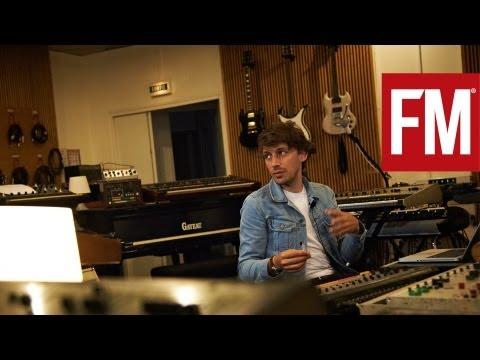 Yuksek In The Studio With Future Music