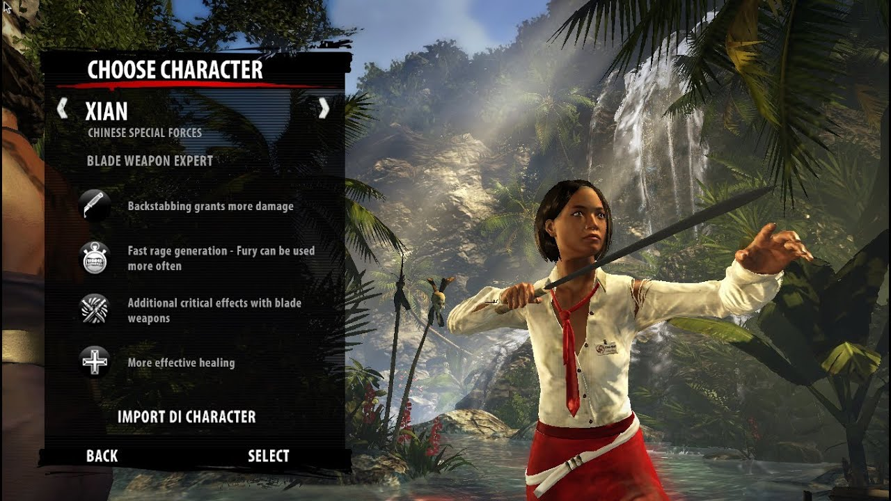Where To Find Jin In Dead Island