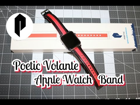 Poetic Volante Apple Watch Band