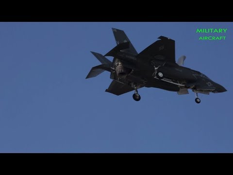 New Air Force Weapons Strategy Speeds Missile Warning, Hypersonics & F-35 Tech