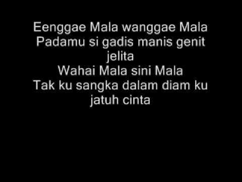 Khalifah - Cinta Dewi Kamala Lyrics