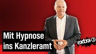 Olaf Scholz – das Merkel-Double der SPD