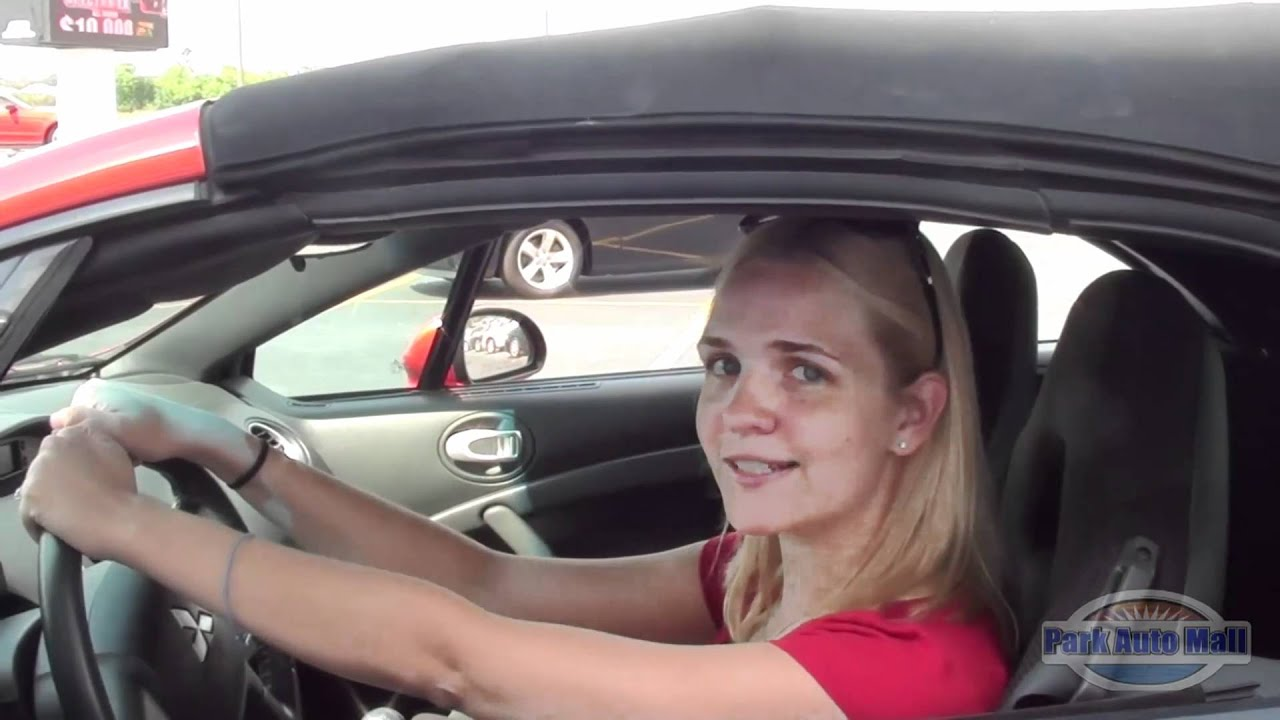 2009 Mitsubishi Eclipse Gs Spyder Convertible Tampa Florida Youtube