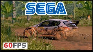SEGA RALLY REVO PC @ 60fps 1440p HD (2007)