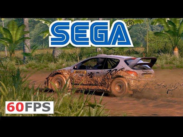 SEGA RALLY REVO PC @ 60fps 1440p HD (2007)