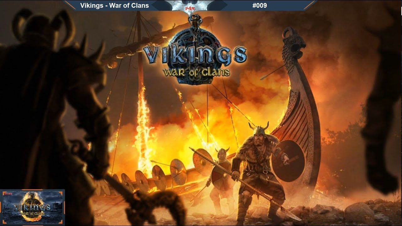 Vikings War Of Clans Eindringlinge