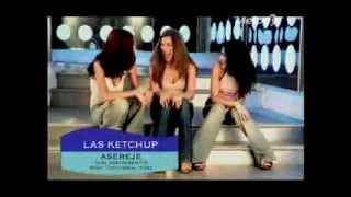 Las ketchup - Asereje (Tele Melody)