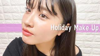 [雑誌付録]目ヂカラ強っ…!高校生モデルが雑誌付録で夏メイク紹介します!