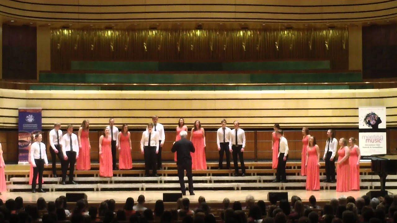 Telemarkspringar (arr. H. Ødegaard) - Defrost Youth Choir ...