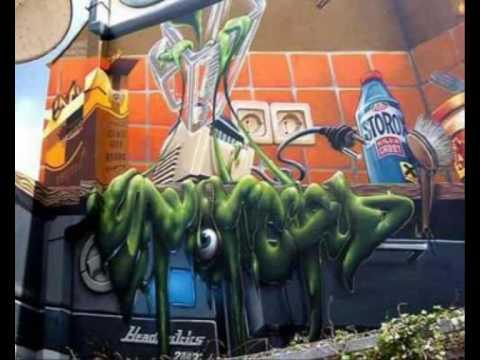 Los mejores graffitis del mundo 2 youtube for Mejores carnavales del mundo