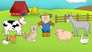 Old MacDonald Had A Farm (funniest version ever with video and lyrics)