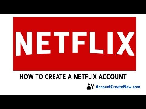 How To Create a New Netflix Account  2018