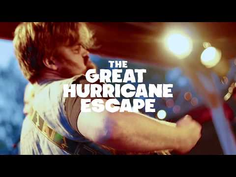 The Great Hurricane Escape   Whiskey and friendship live @ Halloween Fright Nights