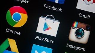 Impossible de télécharger les applications sur le play store ( résolu)
