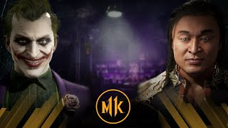 Mortal Kombat 11 - The Joker Vs Shang Tsung (Very Hard)