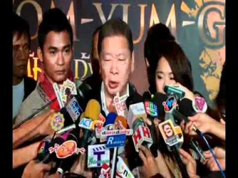 Tom Yum Goong AKA The Protector 2 {in 3D} Travel Video