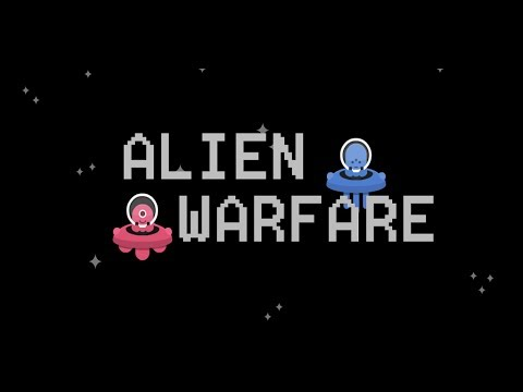 Alien Warfare - 2D Android Game