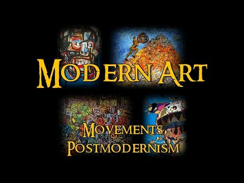 Modern Art - 27 Movements: Postmodernism