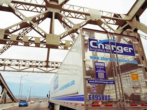 Here are the reasons why drivers love driving for Charger Logistics Inc.