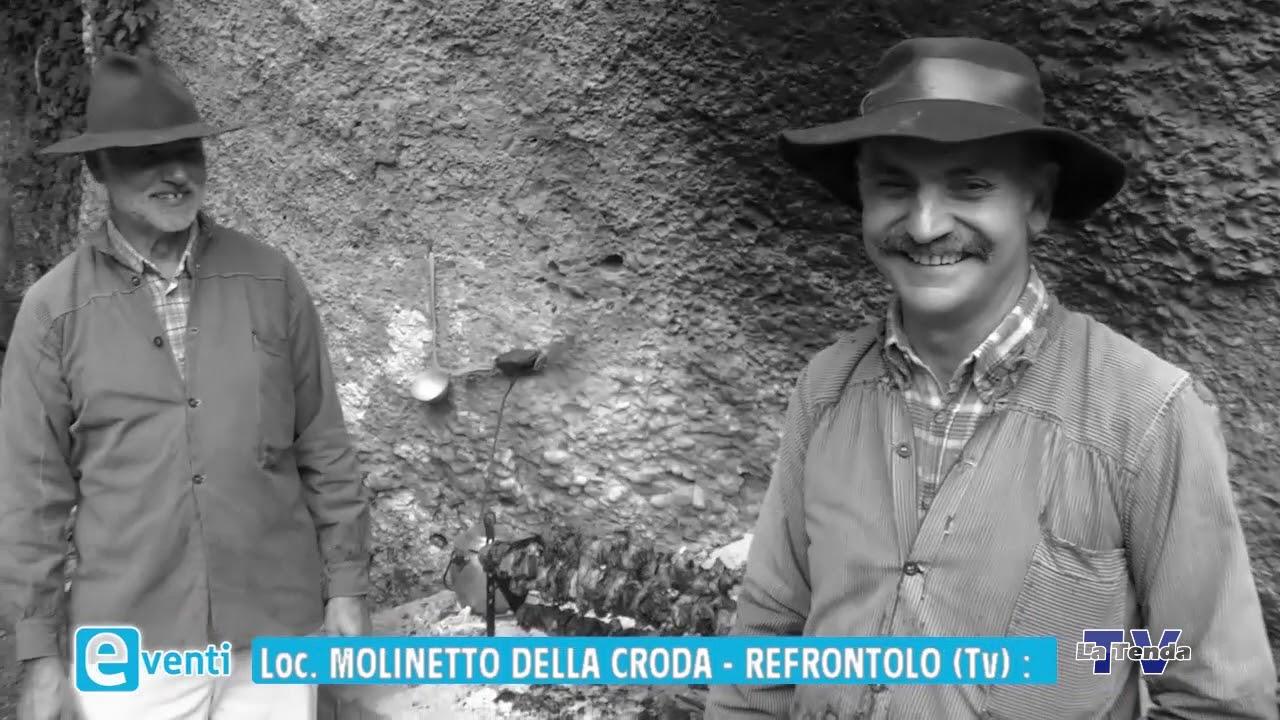 """EVENTI - Molinetto della Croda, Refrontolo: """"Il Mulino e il suo tempo"""""""