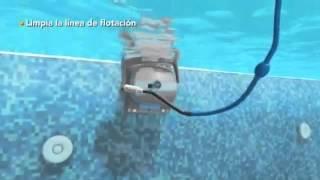 Limpiafondos Automático para Piscinas Dolphin Zenit