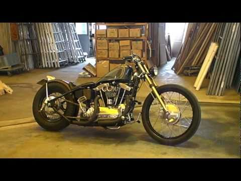 """Kick Start Of HD 1960 XLCH """"iron Head"""" After 3 Years"""