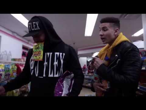 """Benny D & J Flex """"Visine"""" Prod by: Lex Bubble (Official Music Video)"""