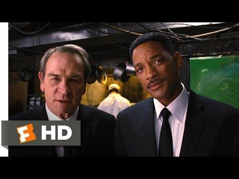 Men in Black 3 - Extraterrestrial Foodstuffs Scene (3/10) | Movieclips