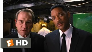 Men in Black 3 - Extraterrestrial Foodstuffs Scene (3/10) | Movieclips