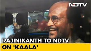 Rajinikanths Kaala Releases With Huge Fanfare