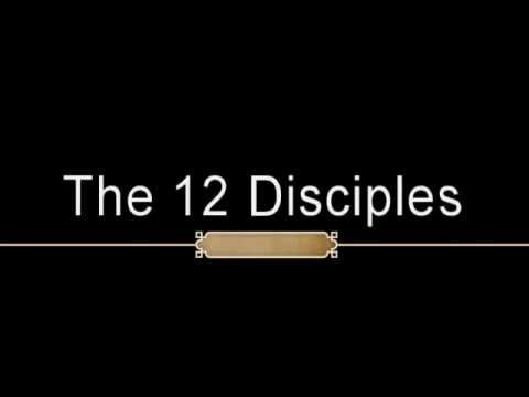 12 Disciples Song