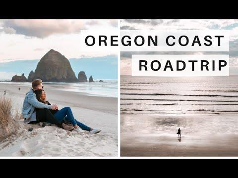 Vancouver To Oregon Coast + Portland Road Trip | Vlog