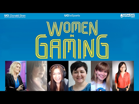 Women In Gaming Speaker Panel 2017
