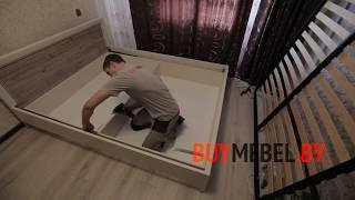Как собрать кровать АНРЕКС - мебельный магазин БаймебельБай Минск