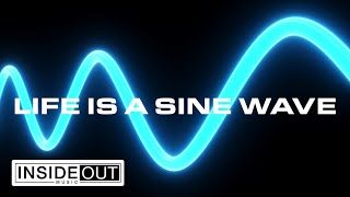 LONELY ROBOT – Life Is A Sine Wave (Lyric Video)