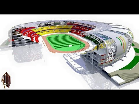 Stadiums for Cameroon' CAN 2019