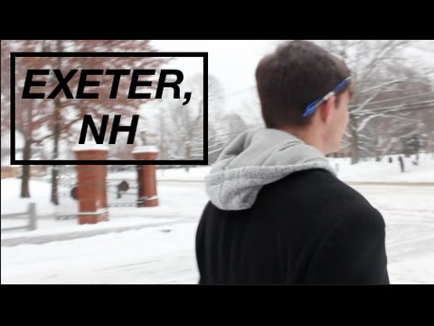 exeter, nh // snow and friends