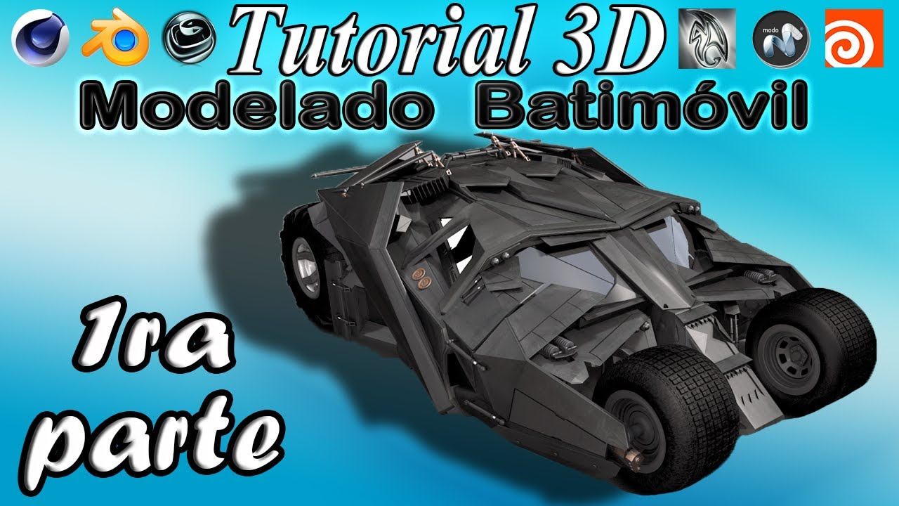 3d modeling tutorial cinema 4d modelado batimvil 1ra parte 3d modeling tutorial cinema 4d modelado batimvil 1ra parte configurando los blueprints youtube malvernweather Image collections
