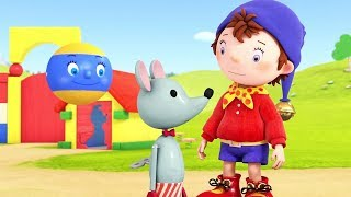 Noddy In Toyland | Bouncy Ball Comes to Visit | 1 Hour Compilation | Cartoon For Kids