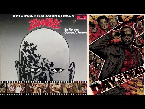 Dawn of the Dead (1978) Original Soundtrack Zombie [Full Vinyl] Georges A.Romero