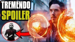 REVELAN la conexión entre Doctor Strange y Reino cuántico en Avengers 4! Tom lo hizo de nuevo