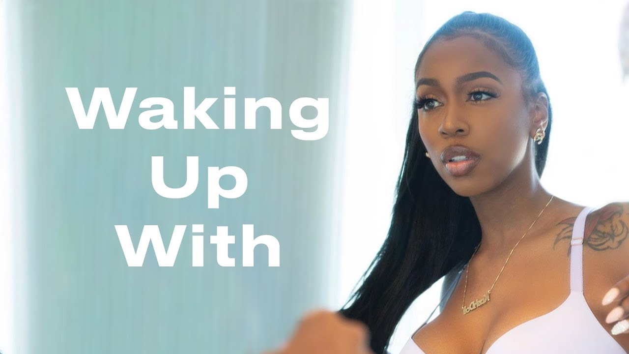Kash Doll Gives Us a Home Tour and Shares Her Quarantine Morning Routine | Waking Up With | ELLE
